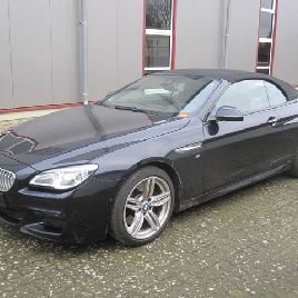 Convertible Sedan BMW 650i xDrive Convertible