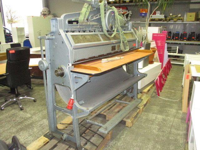 Messmaschine für Leder TURNER