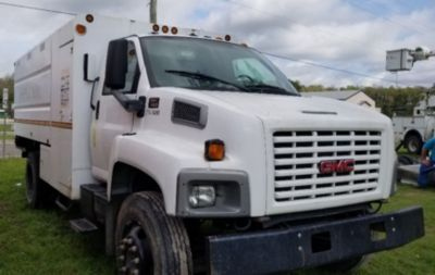 2006 GMC C6500 Chipper Dump Truck (1120884)