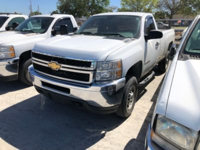 2012 Chevrolet K2500HD 4x4 Pickup Truck (1125382)