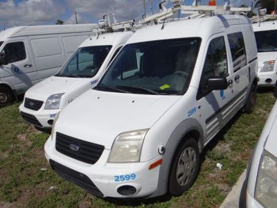 Ford Transit Connect Transporter 2013 (1126632)