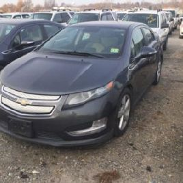 2011 Chevrolet Volt 4-Door Hybrid Sedan (133253)