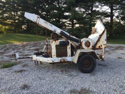 2009 Altec Environmental Products WC126 Hacker (12
