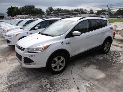 2014 Ford Escape 4x4 4-Door Sport Utility Vehicle (160517)