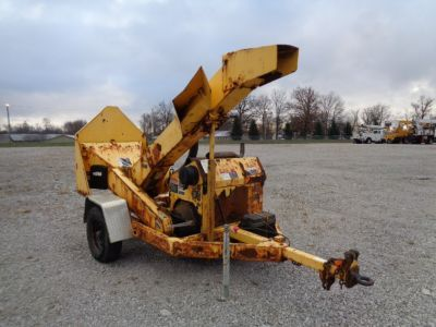2010 Altec Environmental Products WC126A Hackmaschine (12