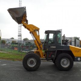 Paus RL 1252 wheel loader
