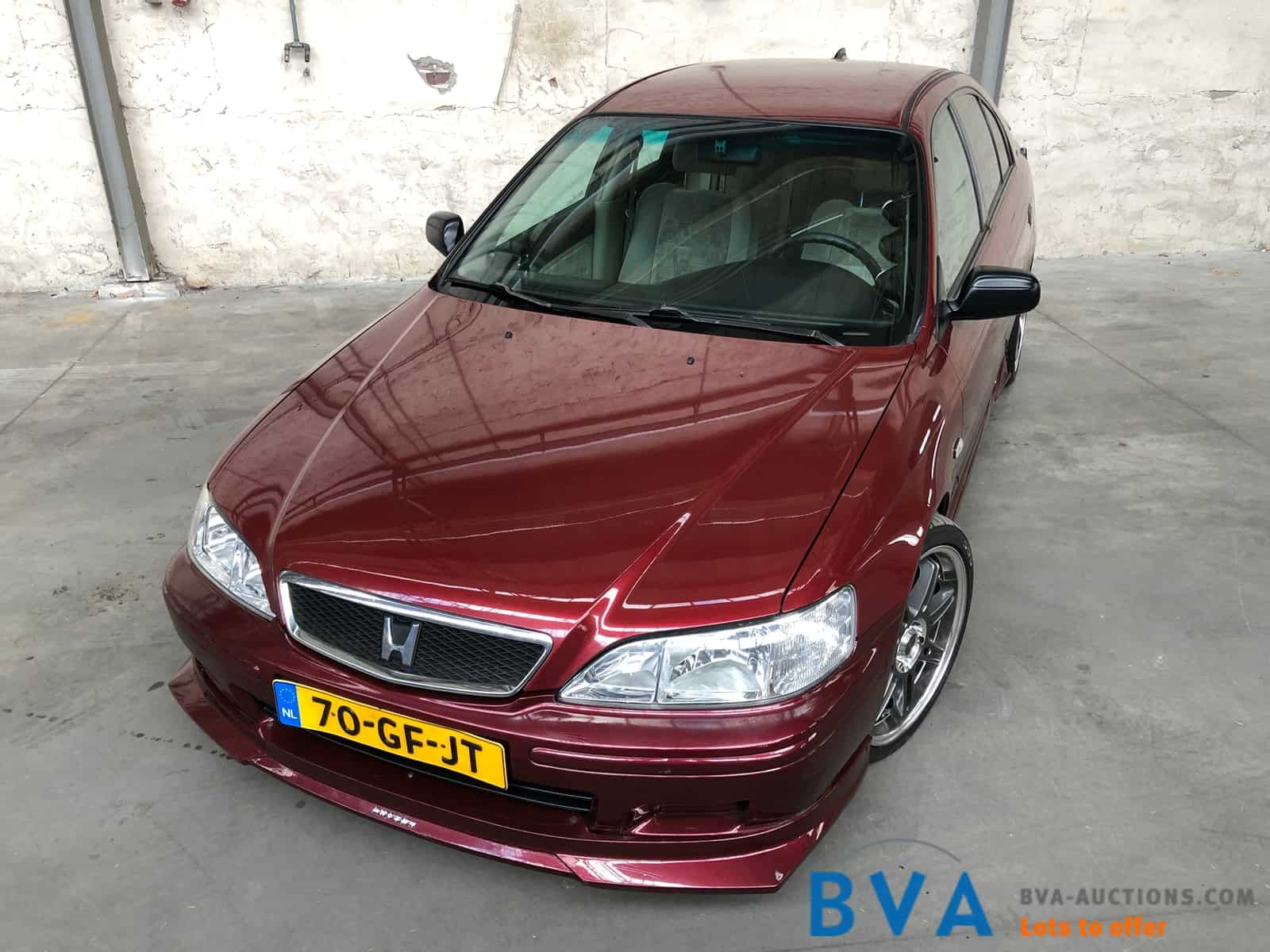 Honda Accord 1.8i LS 136 PS Automatik, 70-GF-JT.