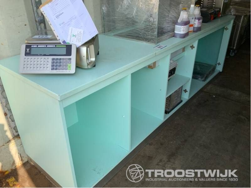 Business / sales room equipment
