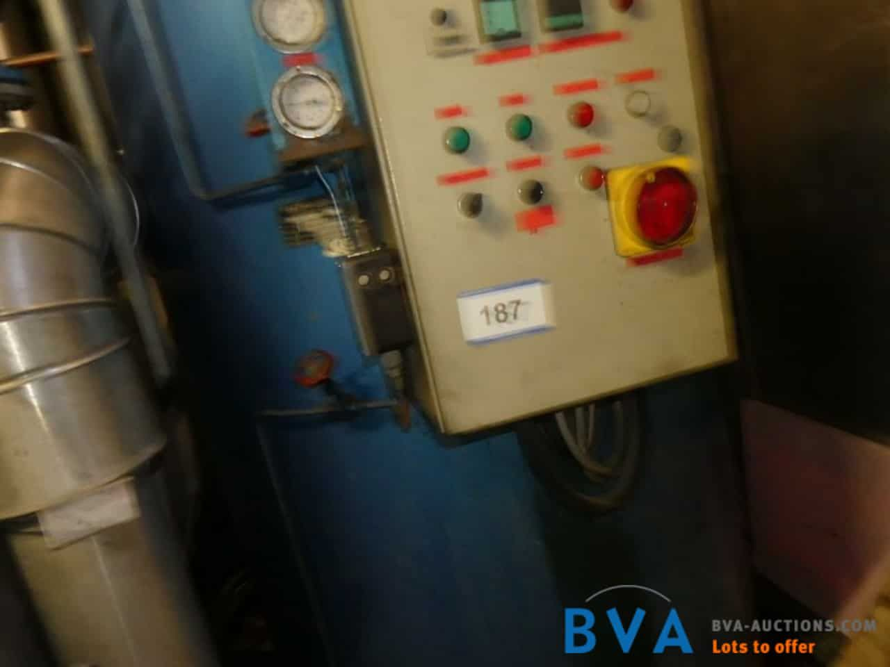 Heißöl-Generator Wolpi-Caidaie OTV800