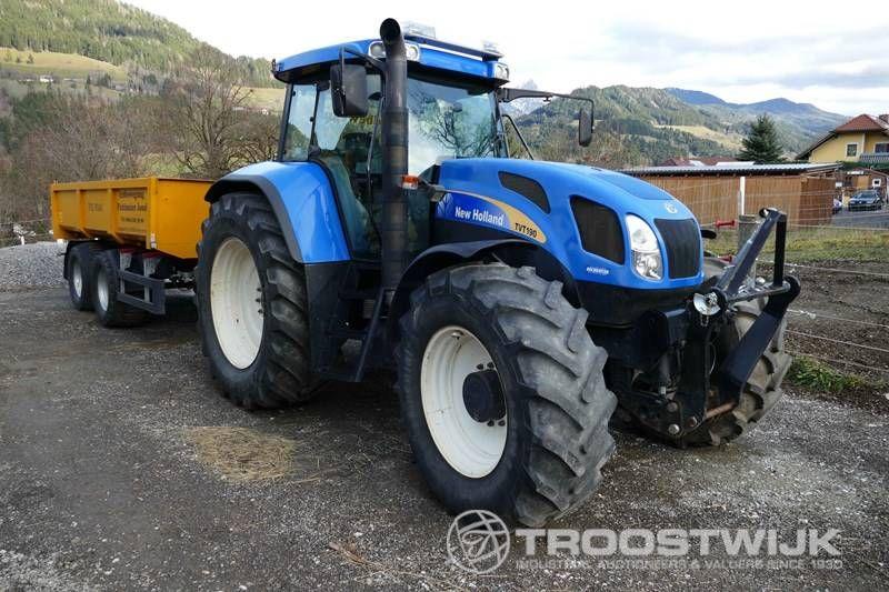 Traktor / Zugmaschine