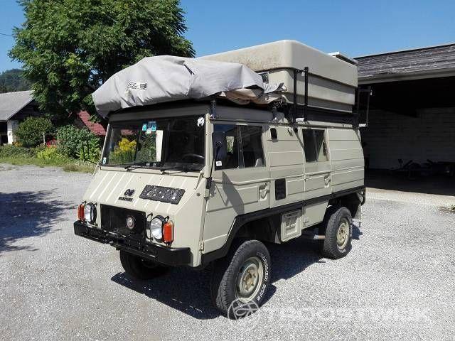 PKW (M1) Steyr Pinzgauer 710K