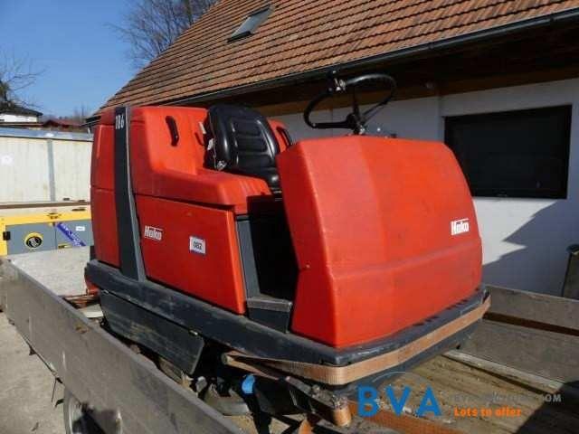 elektrische Boden-Reinigungsmaschine Hako Hakomatic B1100