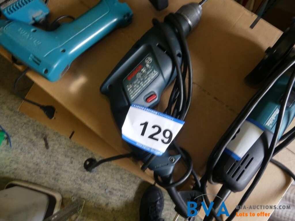 Elektro-Schlagbohrmaschine Bosch GSB13RE