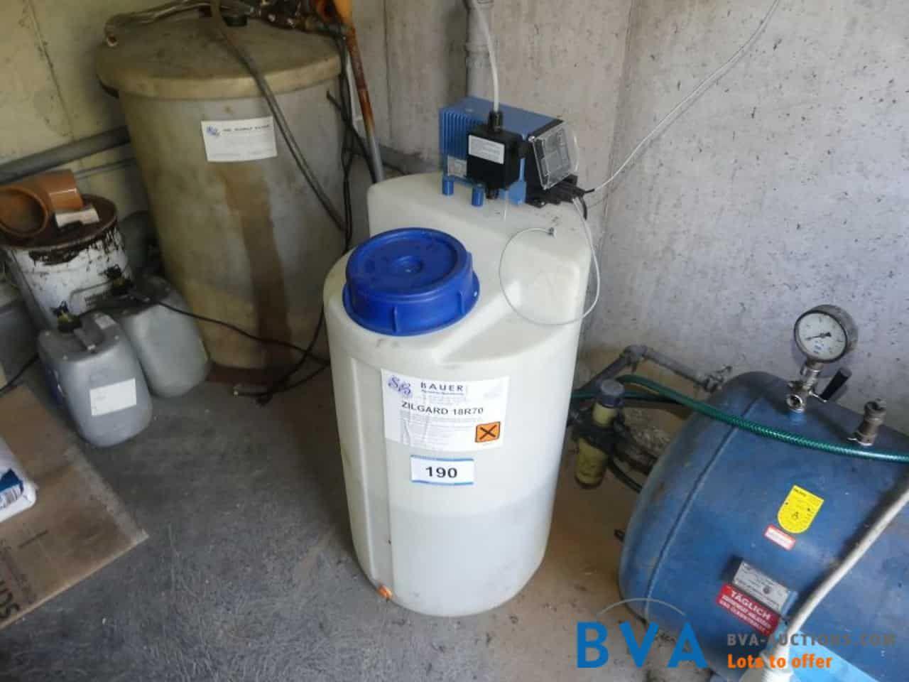 Wasser-Aufbereitung Bauer