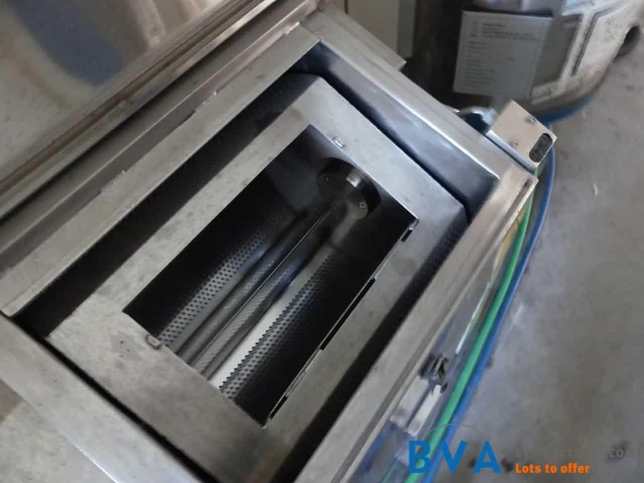 Wasch- und Walkmaschine Maino-Inox MRT5 für Muster