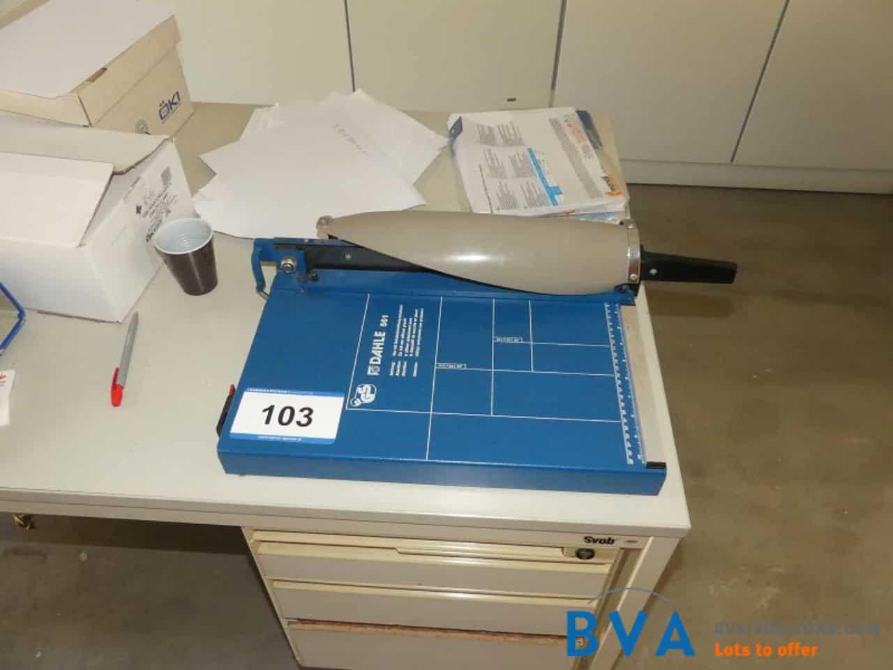 Papierschneider Dahle 561