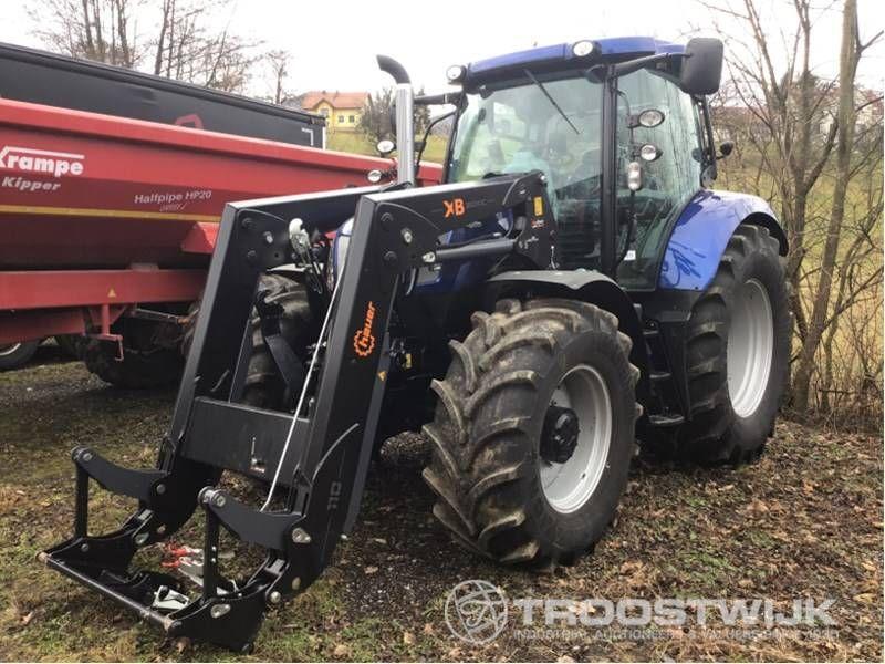 Zugmaschine / Traktor