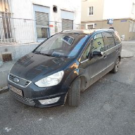 Car (M1) - Ford Galaxy Titanium 2.0D
