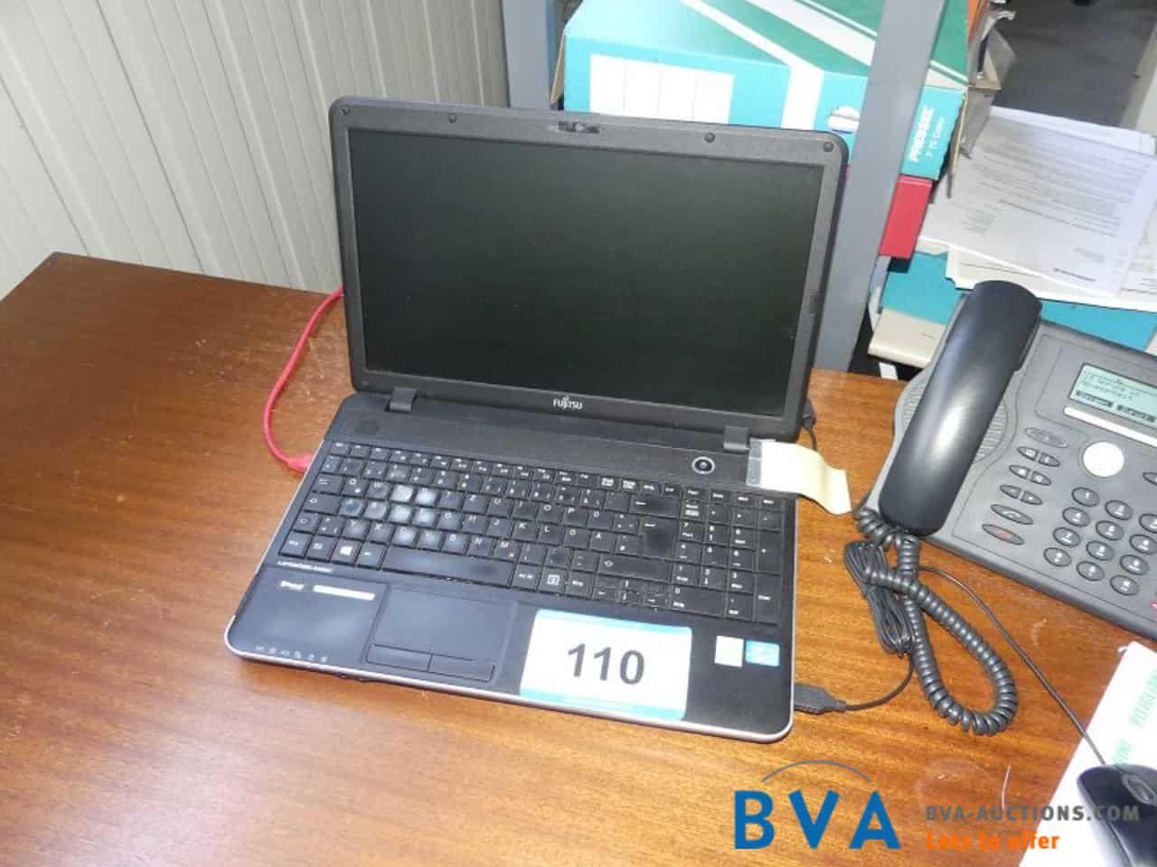 Notebook Fujitsu Lifebook A-Series YLNC090169