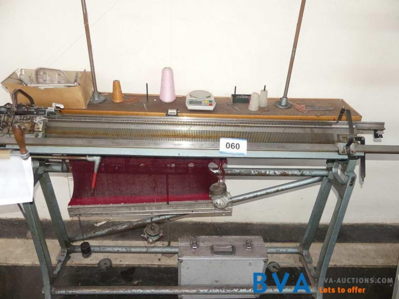 Hand-Strickmaschine Popp