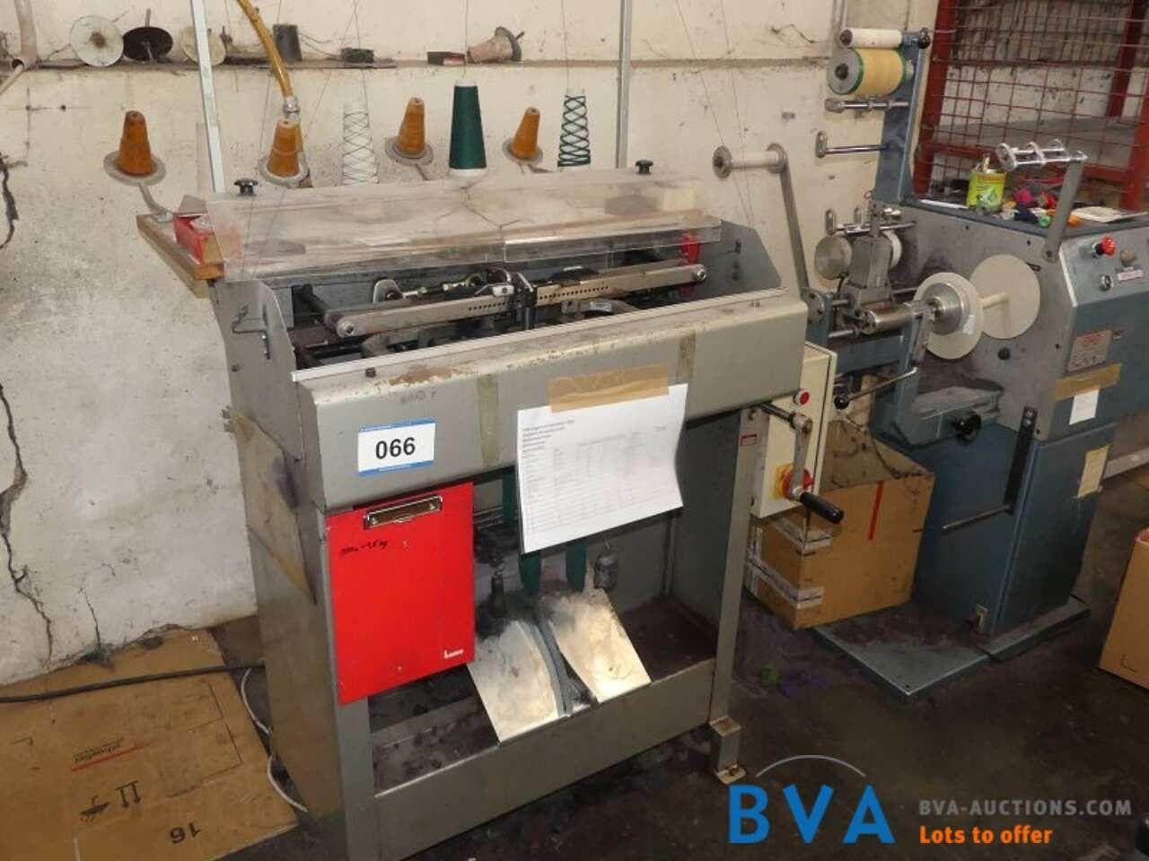 Borten-Strickmaschine