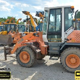 LIEBHERR L506 WHEEL LOADER