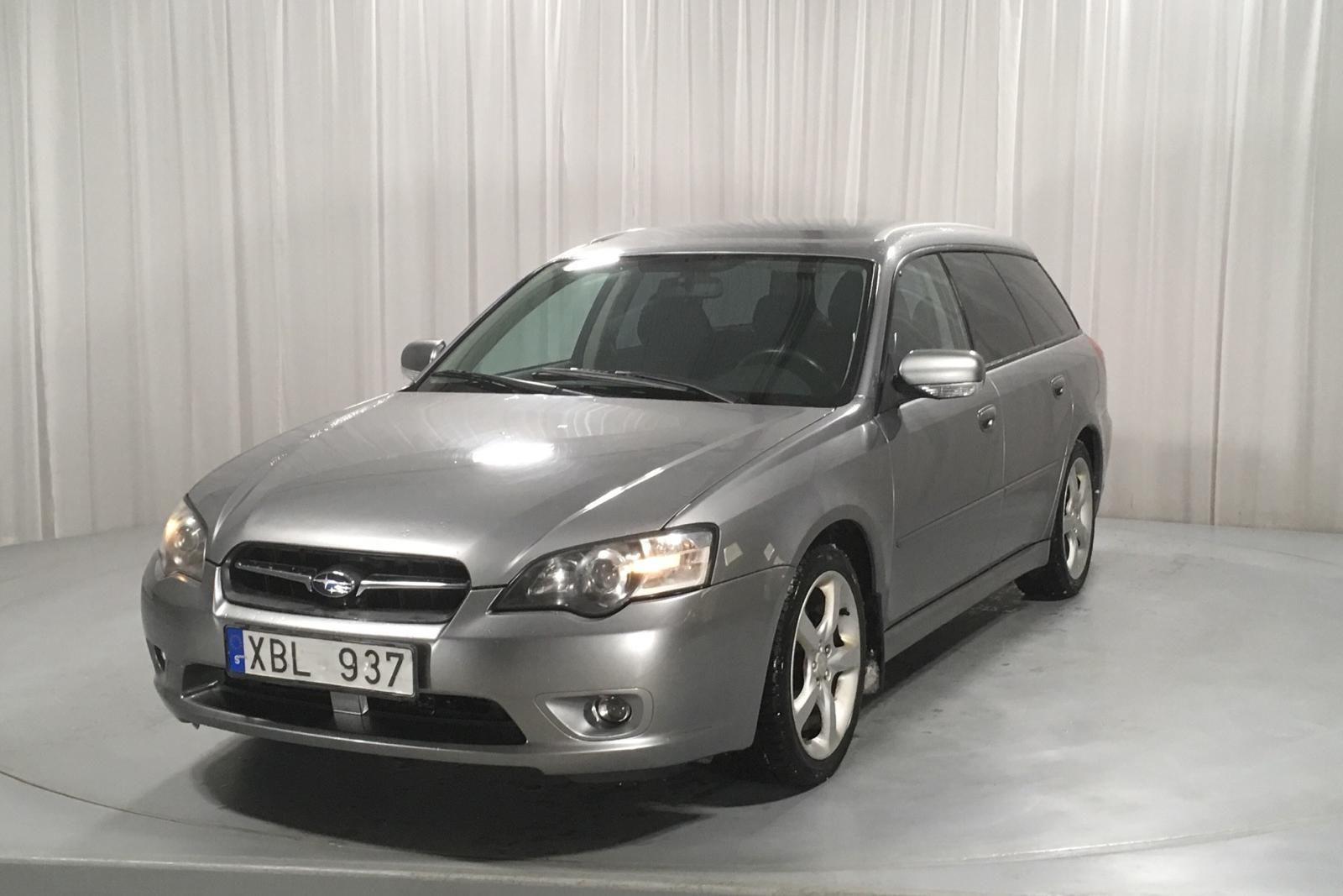 Subaru Vermächtnis