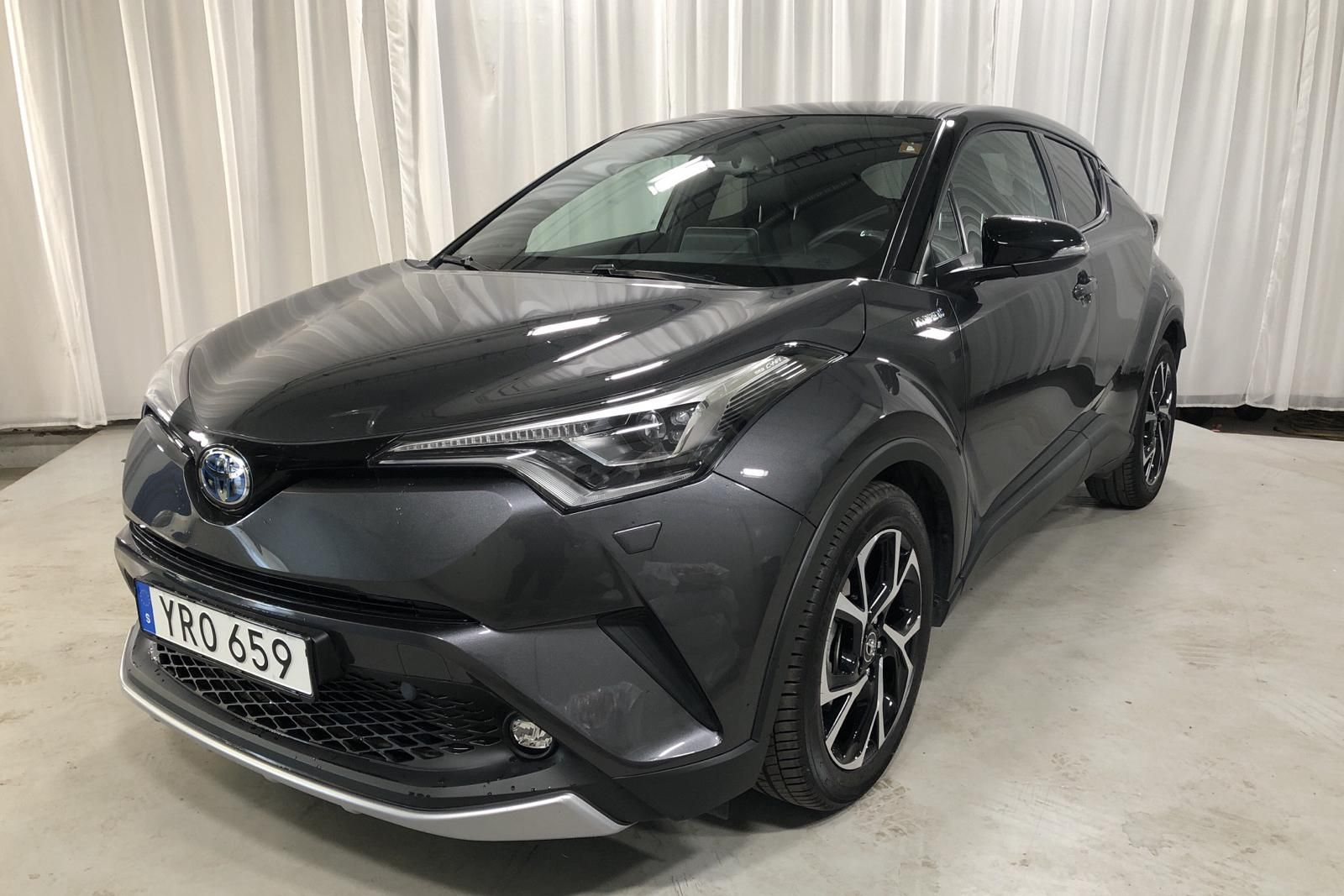 Toyota C-HR 1.8 HSD (122 PS)
