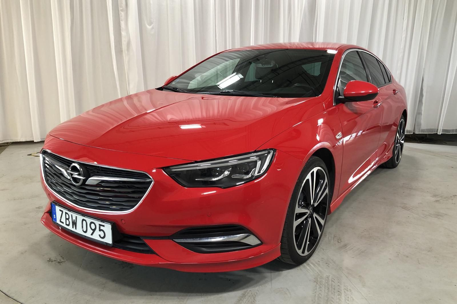 Opel Insignia 2.0 Turbo Grand Sport Allrad (260 PS)