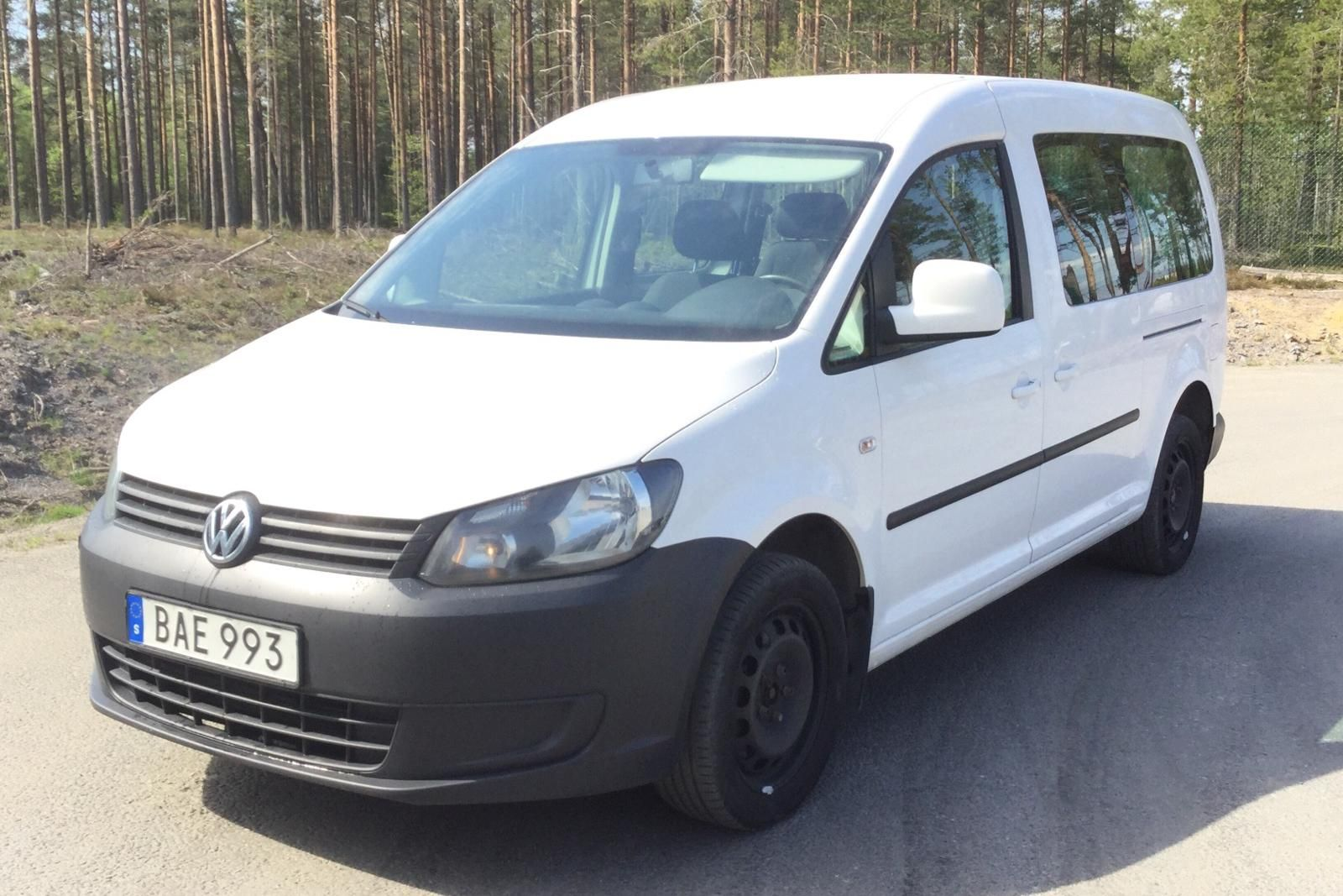 VW Caddy MPV Maxi 1.6 TDI (102HK)