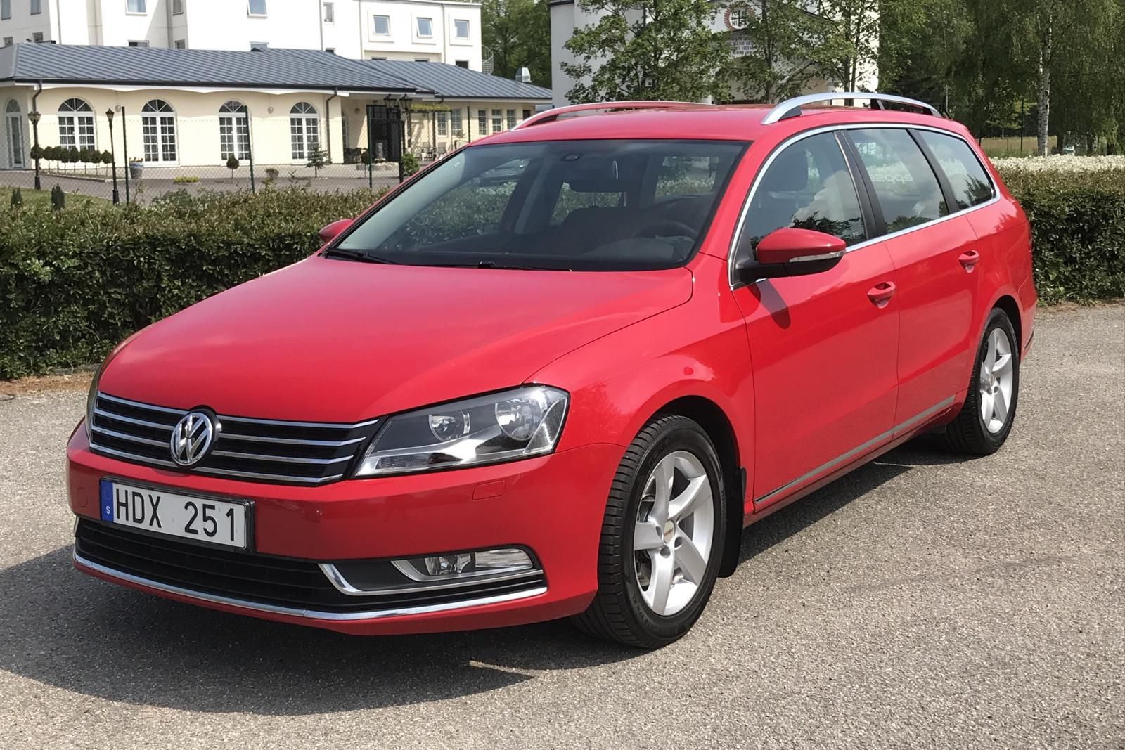VW Passat 2.0 TDI BlueMotion Technologievariante (140 hk)