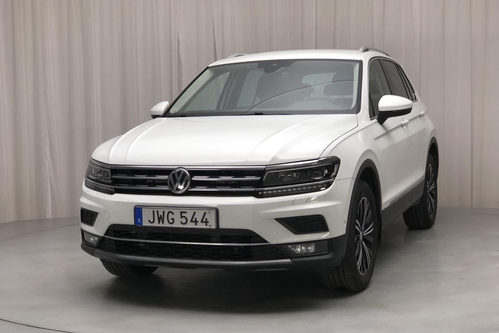 VW Tiguan 2.0 TDI 4MOTION (190 hk)