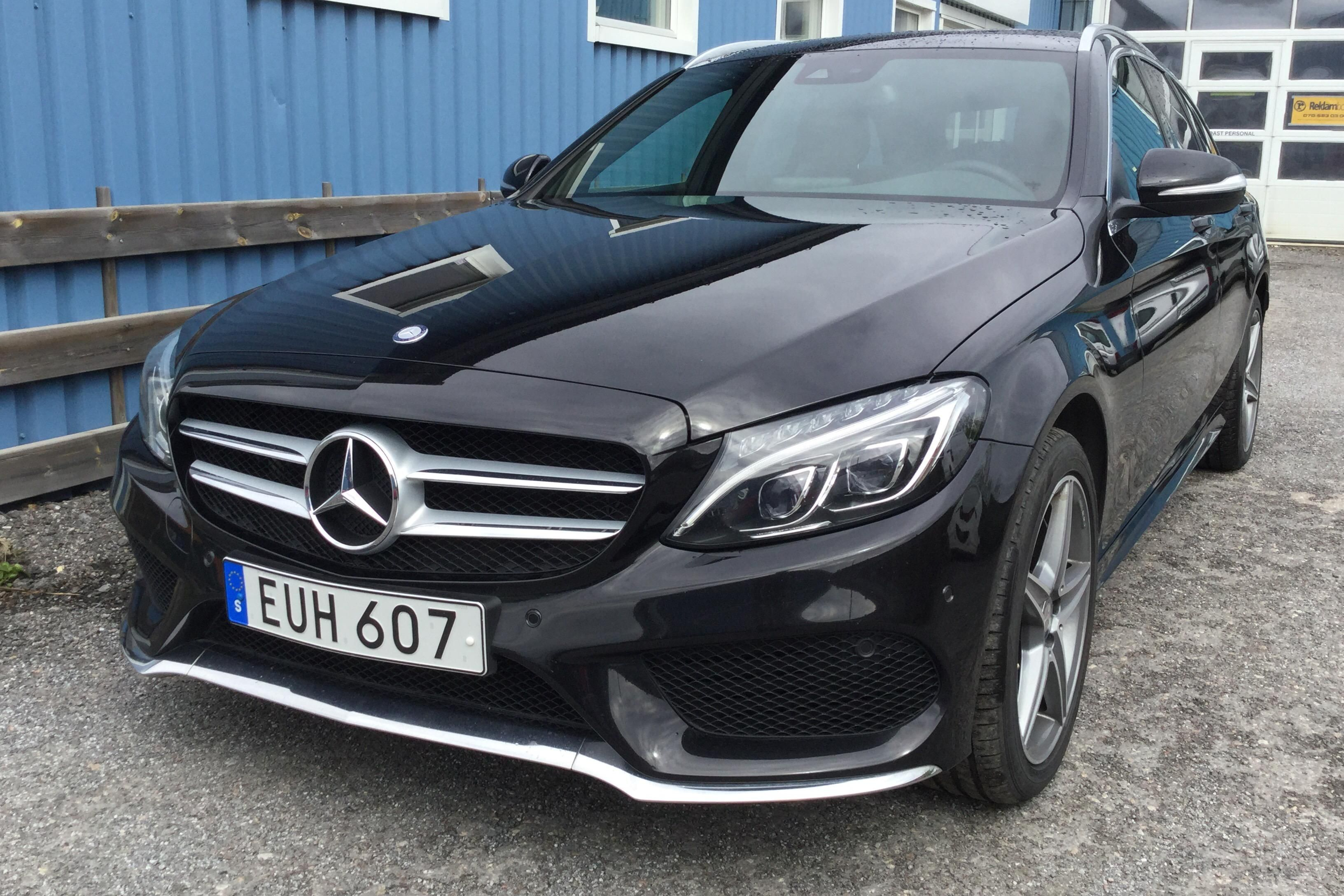 Mercedes C 250 BlueTEC 4Matic Kombi S205 (204hk)
