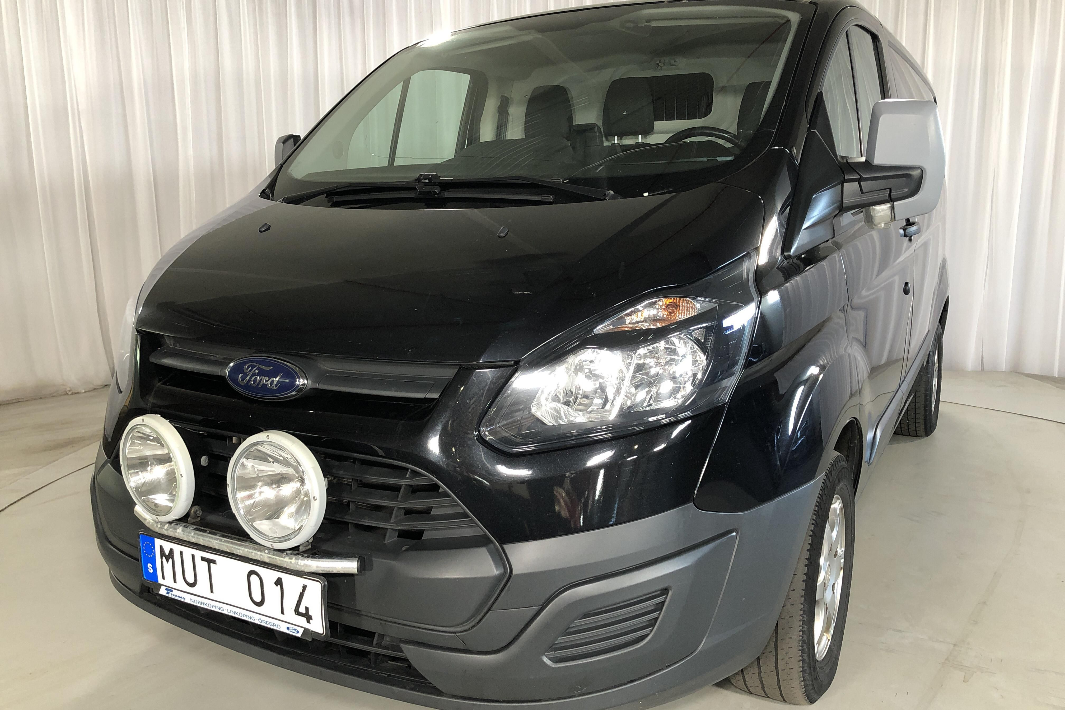 Ford Transit Custom 270 (100hk)