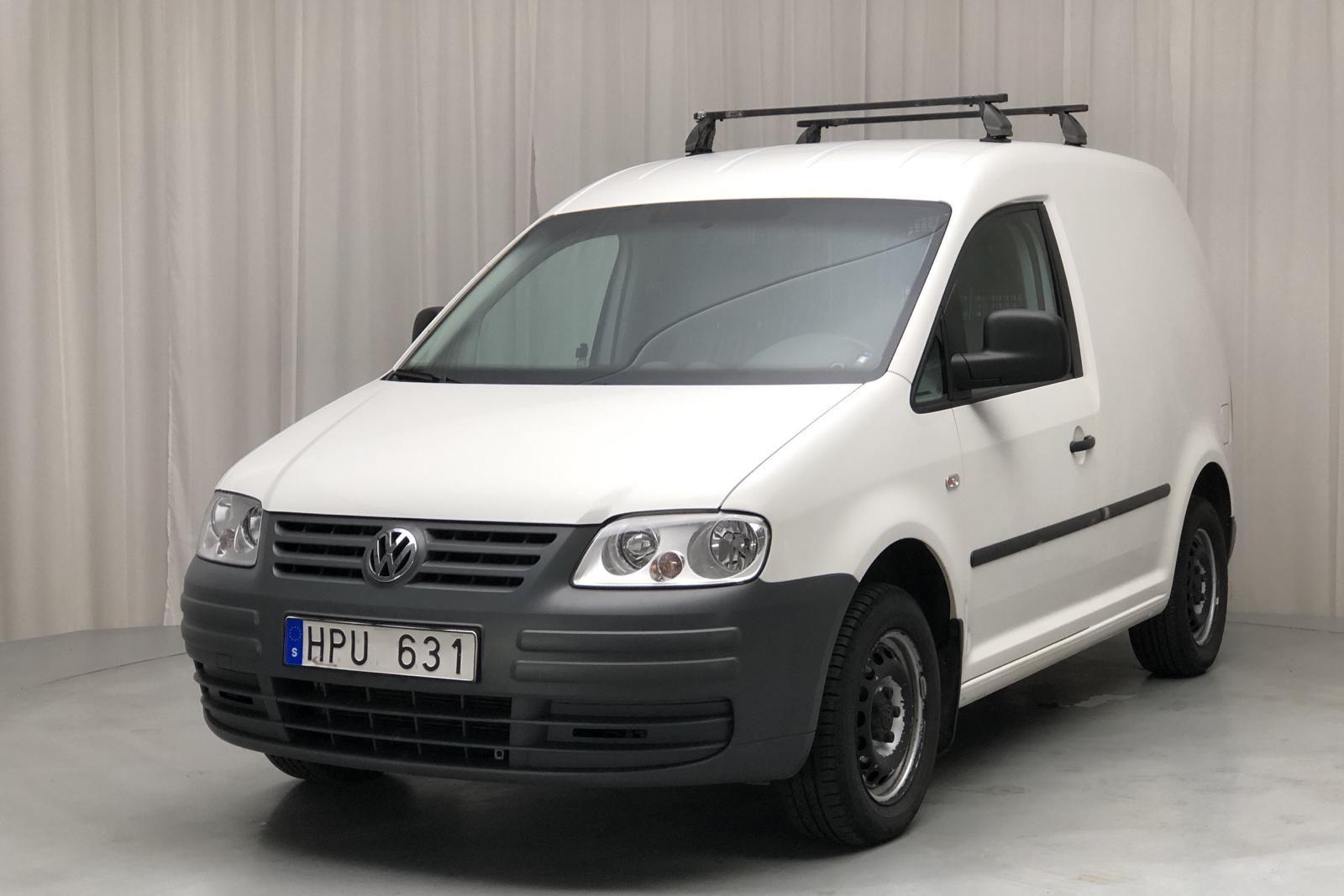 VW Caddy 1.9 TDI Skåp (75hk)