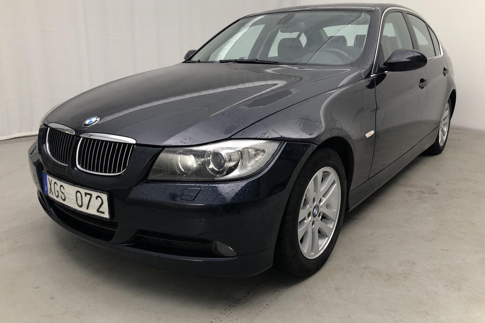 BMW 325xi Limousine, E90 (218 PS)