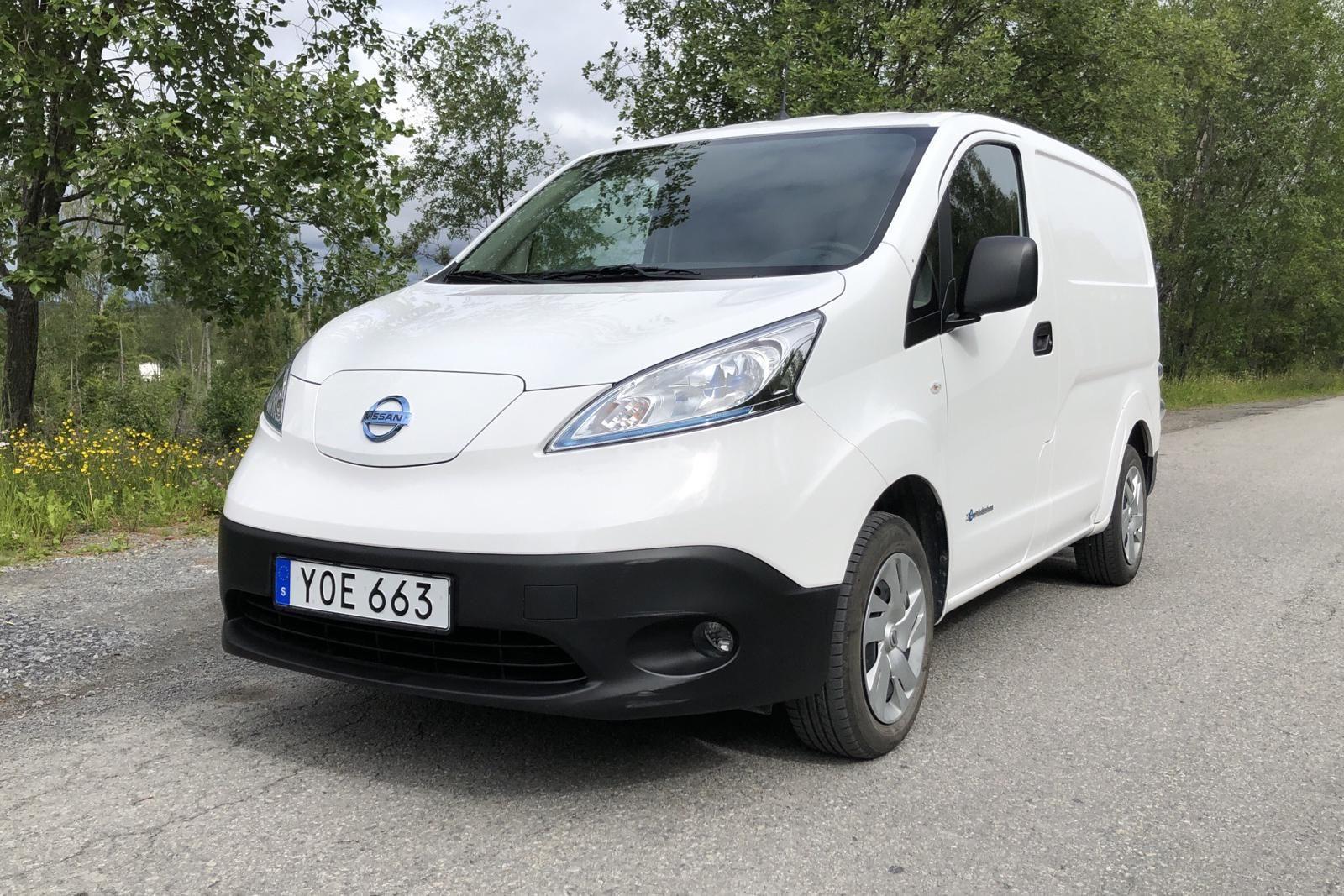 Nissan e-NV200 24 kWh (109hk)