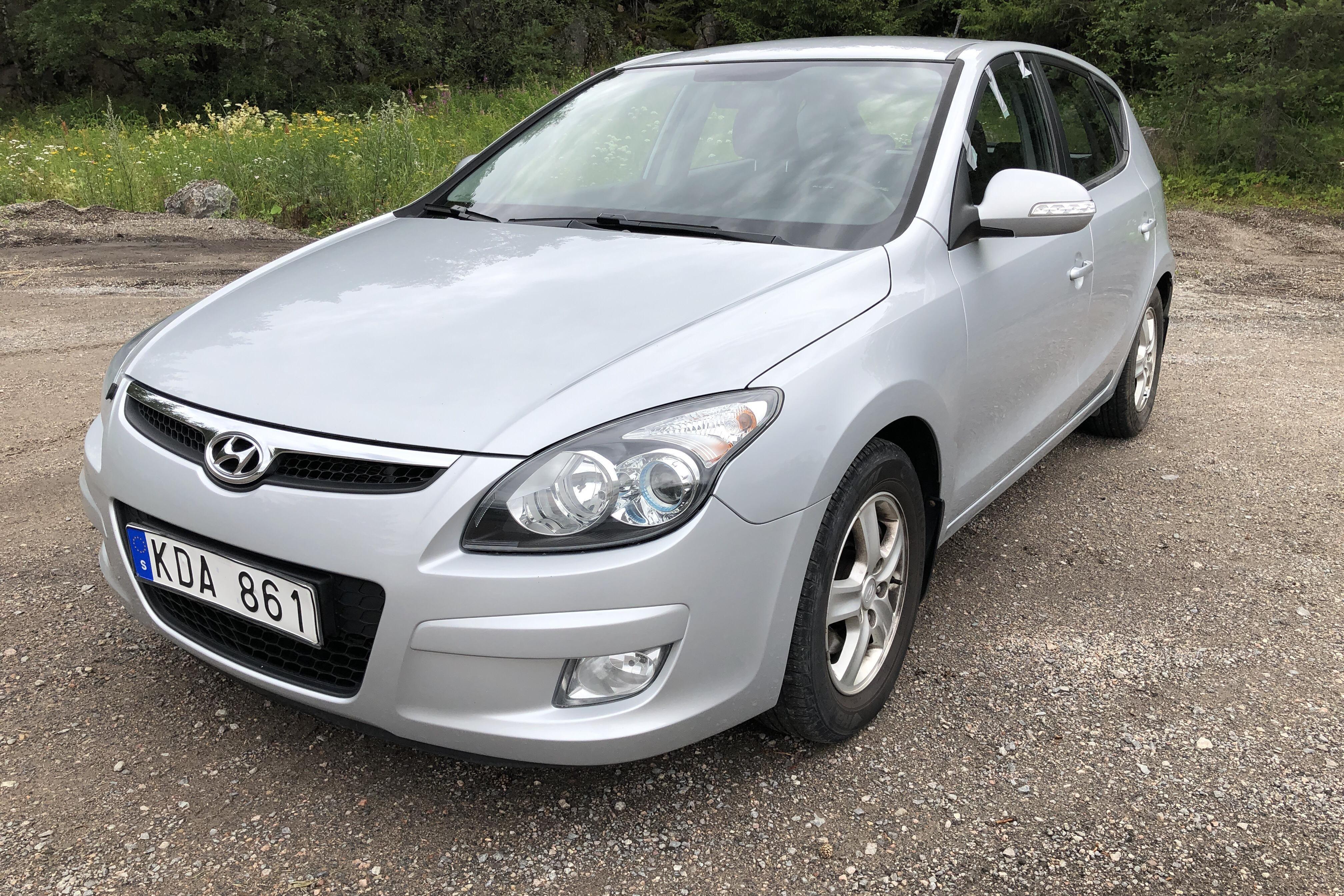 Hyundai i30 1.6 CRDi 5Dr (115HK)