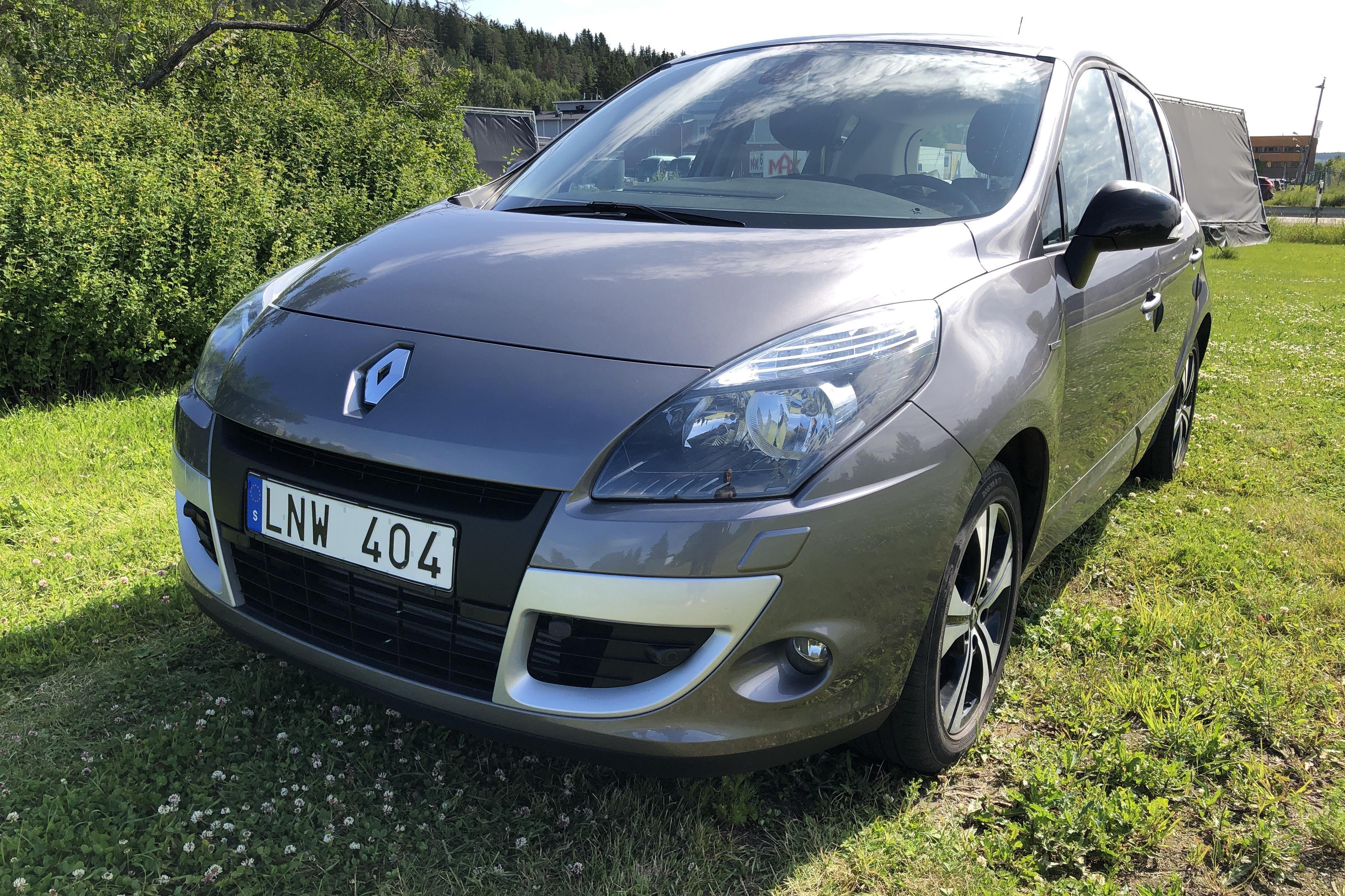 Renault Scénic III 1,5 dCi FAP (110hk)