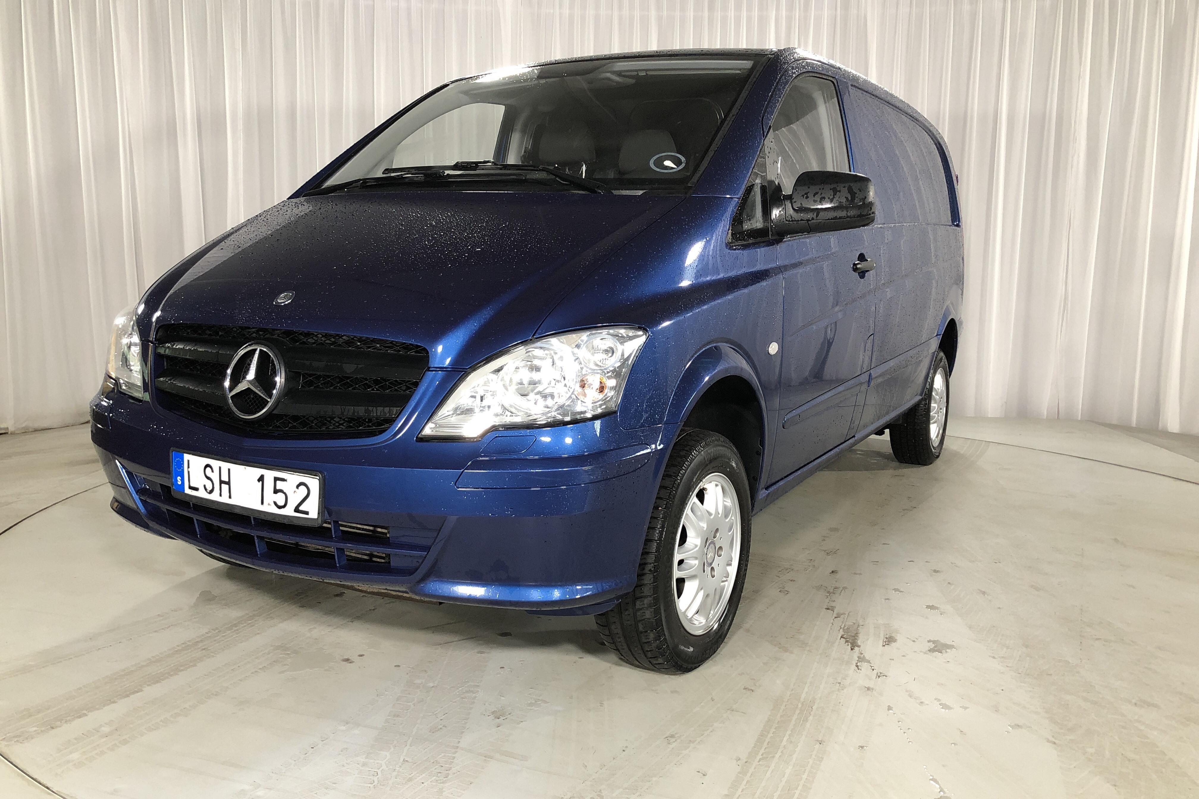 Mercedes Vito 113 CDI 4x4 W639 (136 PS)