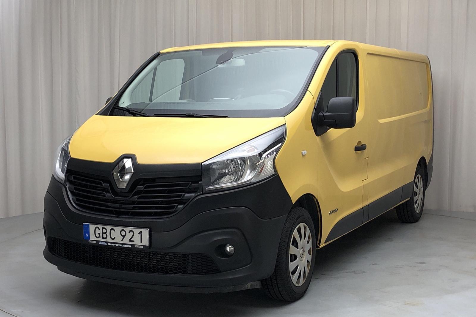 Renault Trafic 1.6 dCi Skåp (120hk)