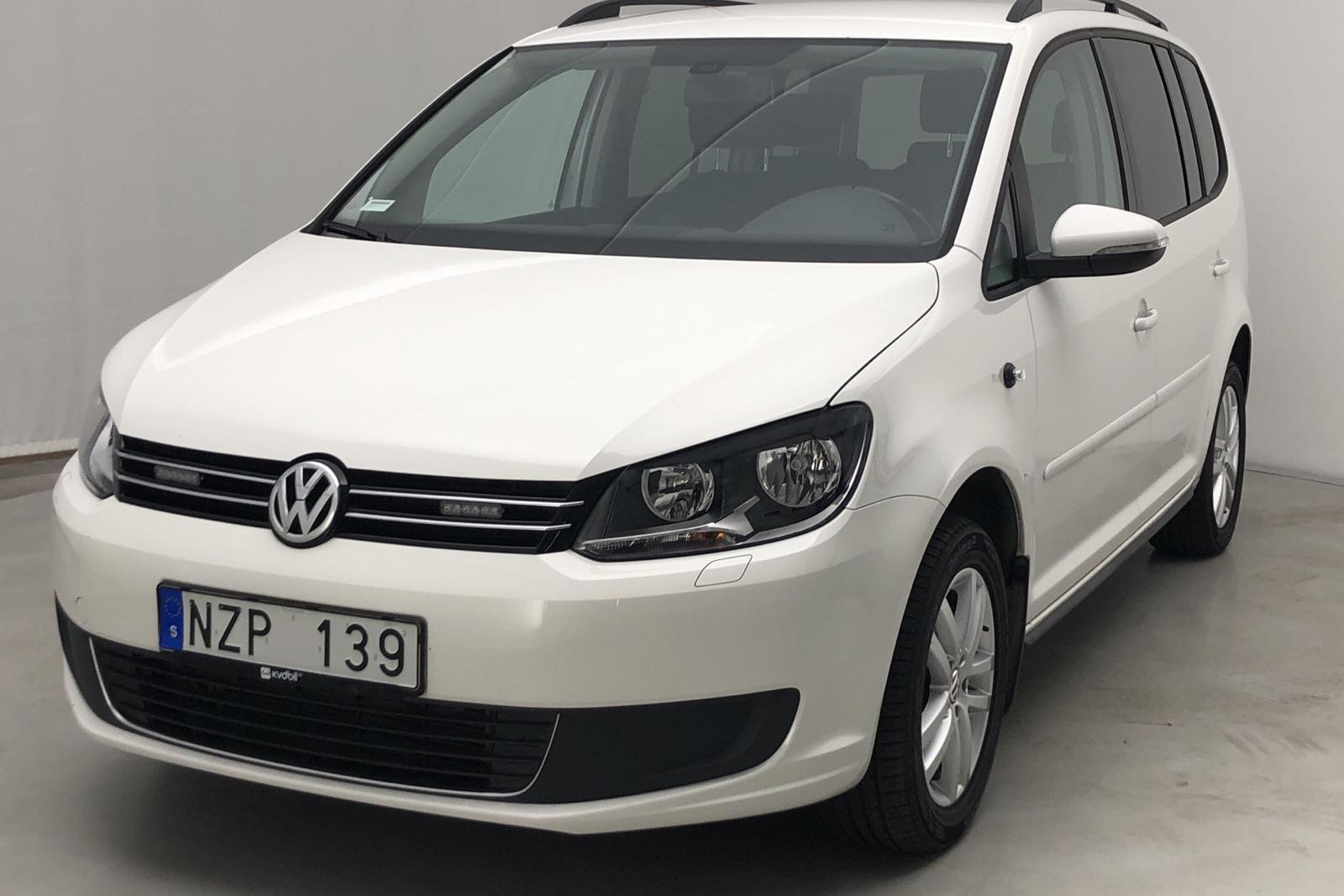 VW Touran 1.4 TGI EcoFuel (150 hk)