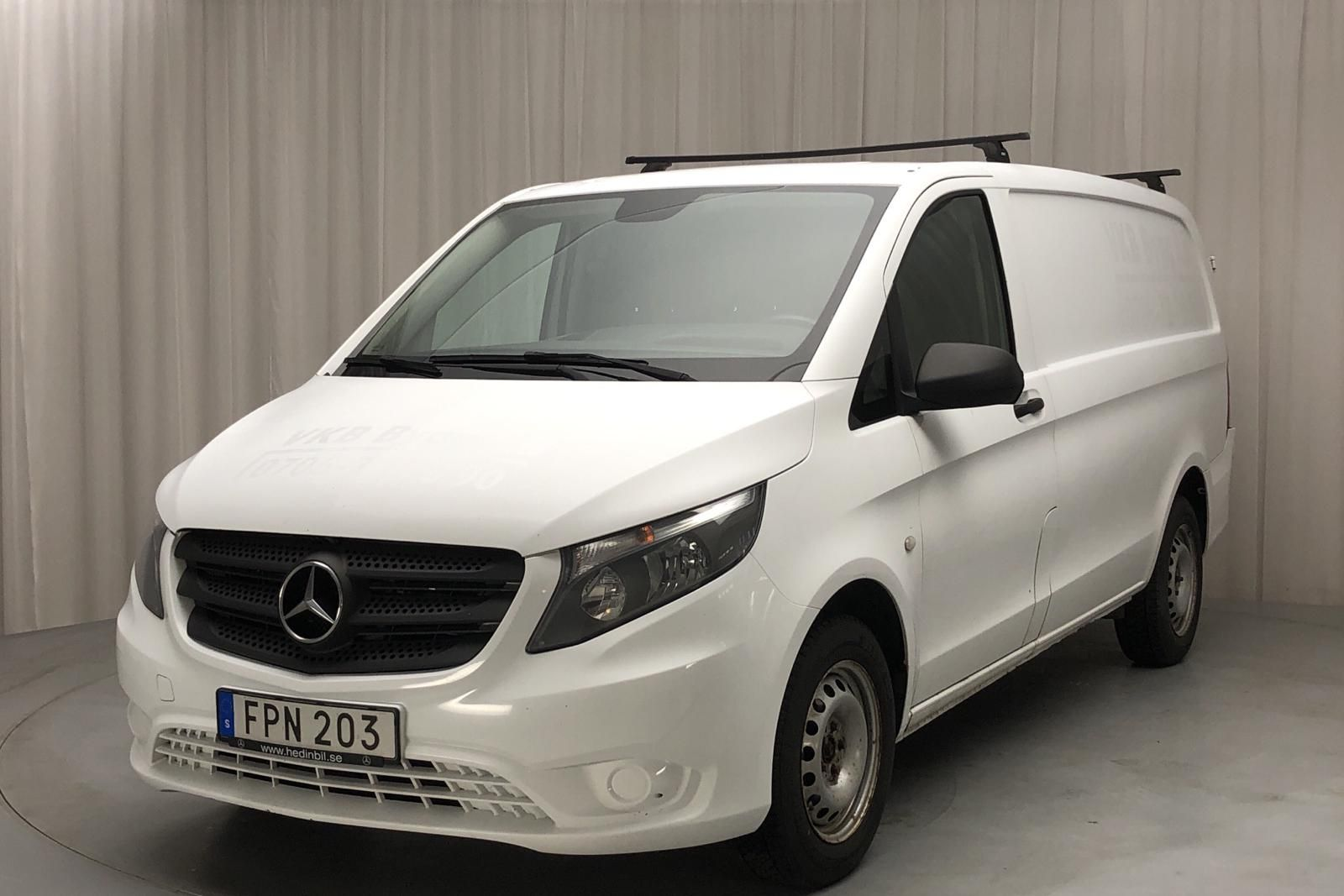 Mercedes Vito 111 CDI W640 (114hk)