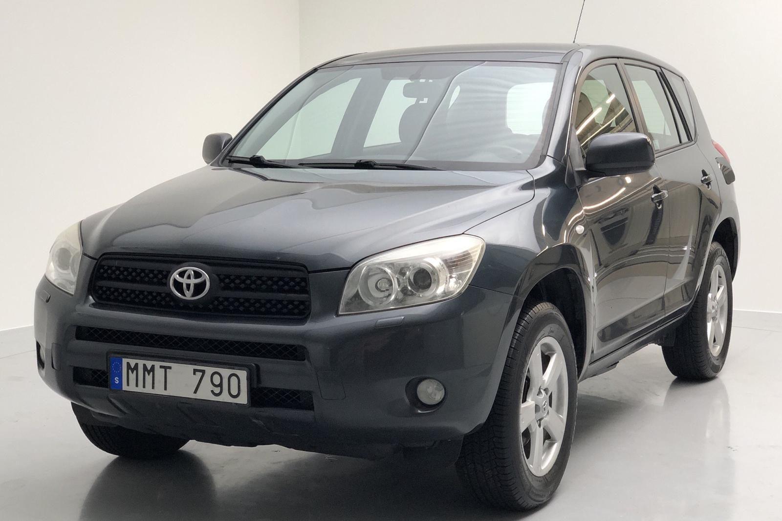 Toyota RAV4 2.0 (152hk)