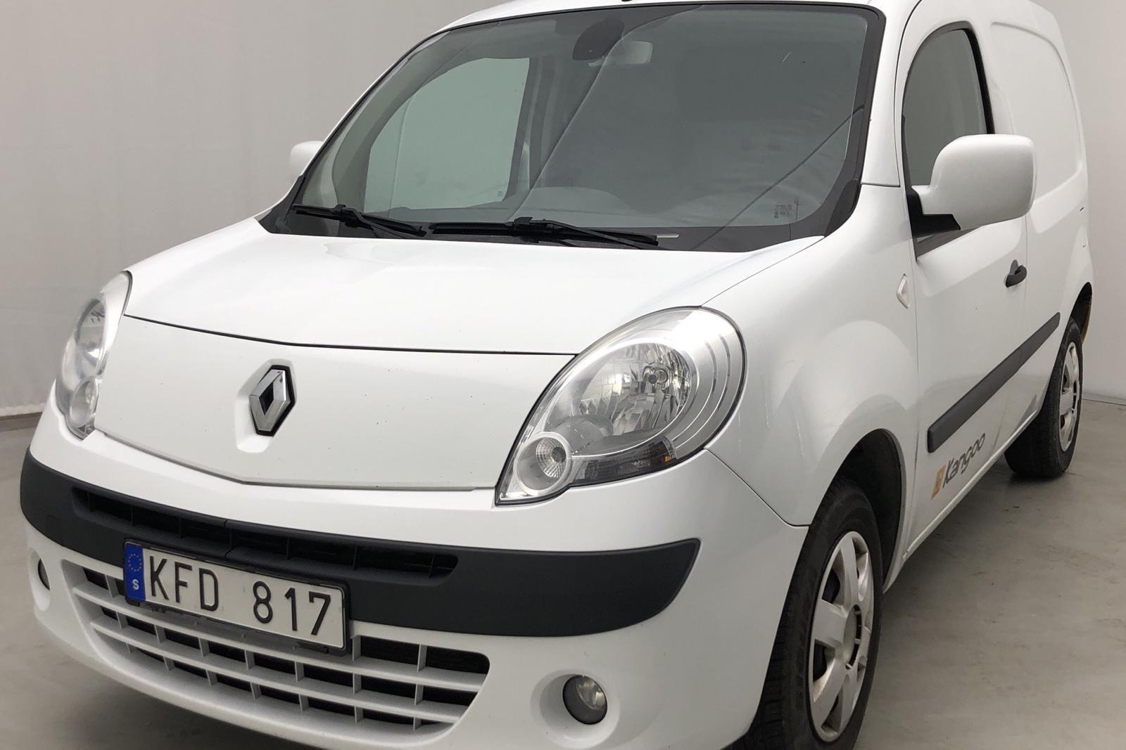 Renault Kangoo Express II 1.5 dCi Skåp (85hk)