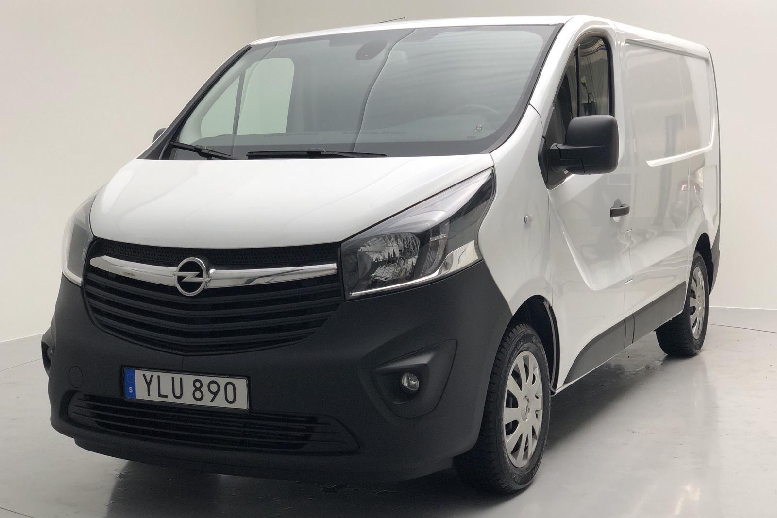 Opel Vivaro 1.6 BITURBO (125hk)