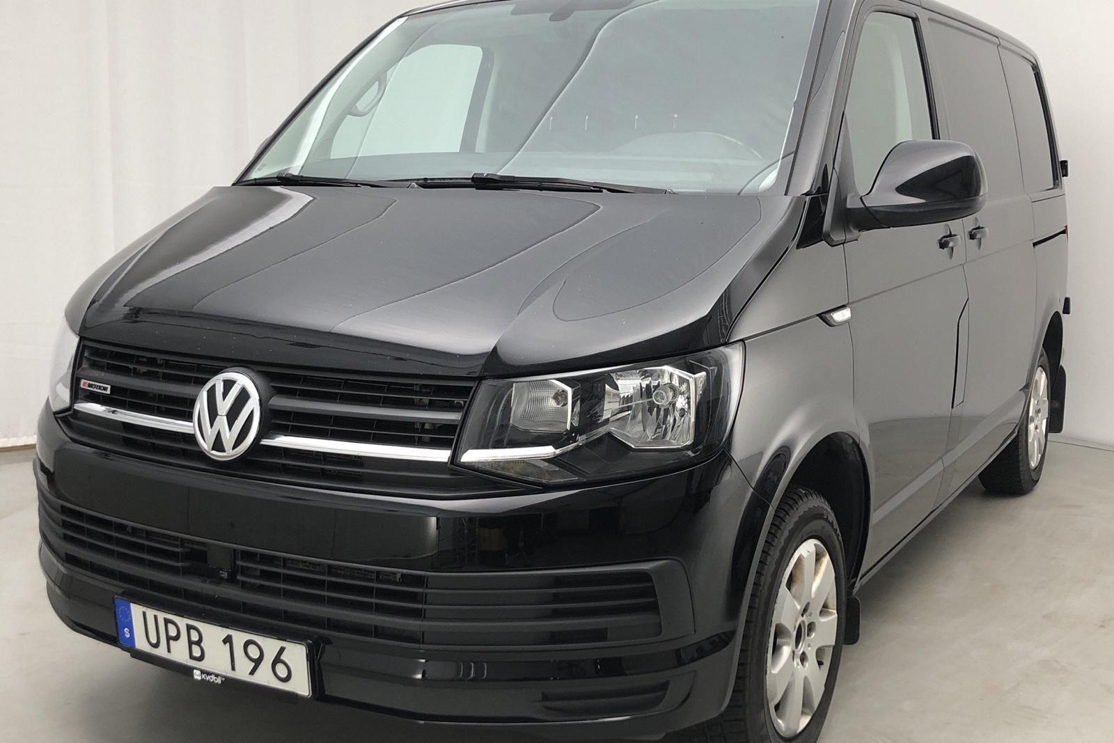 VW Transporter T6 2.0 TDI BMT Skåp 4MOTION (150Hk)