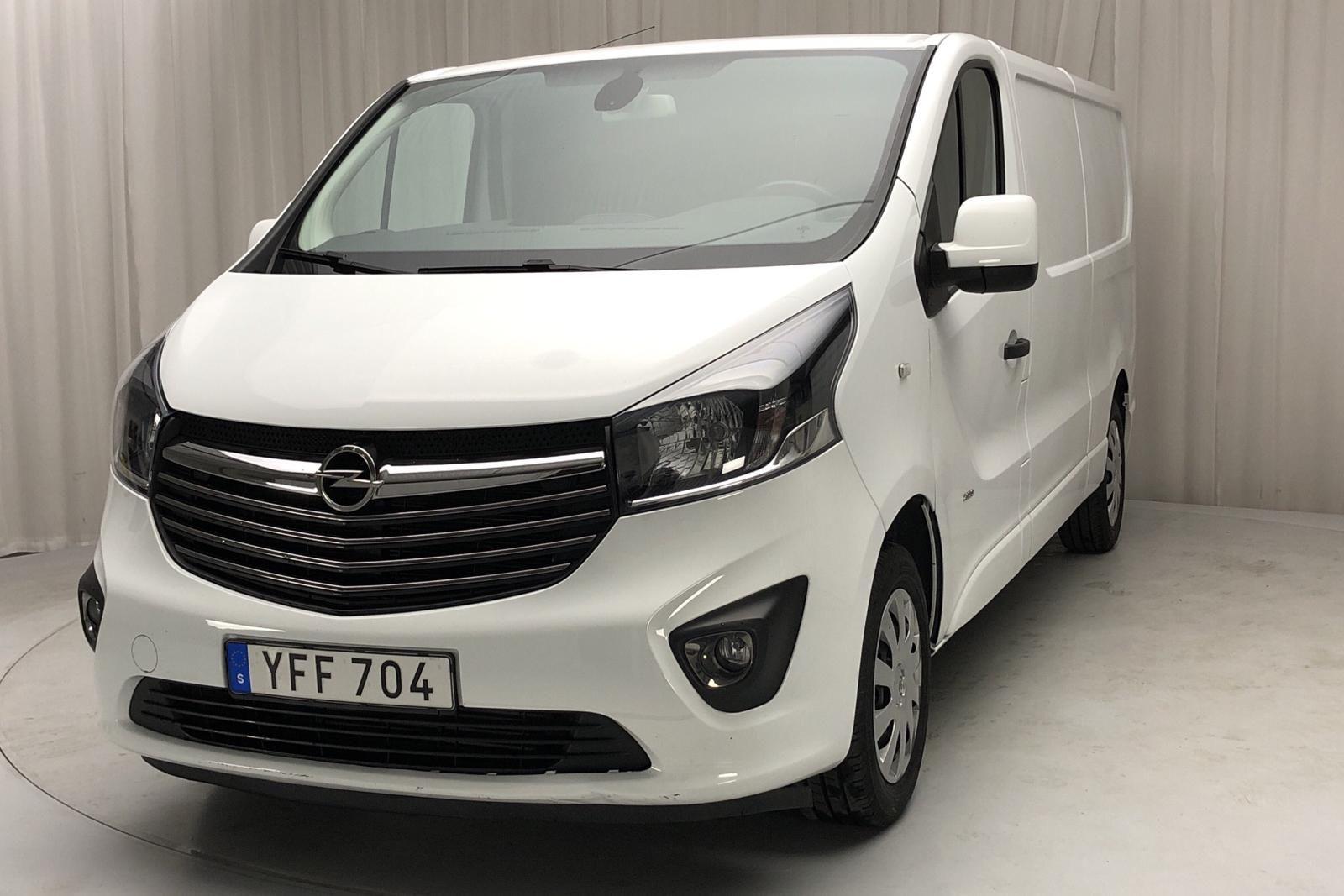 Opel Vivaro 1.6 CDTI (120hk)