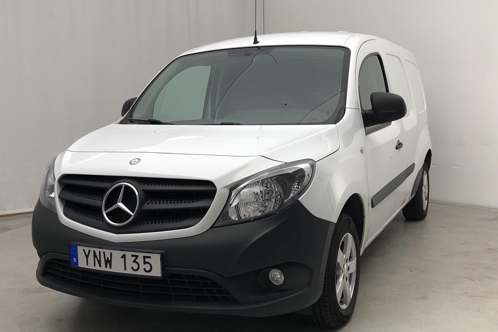 Mercedes Citan 111 1.5 TDI (110 PS)