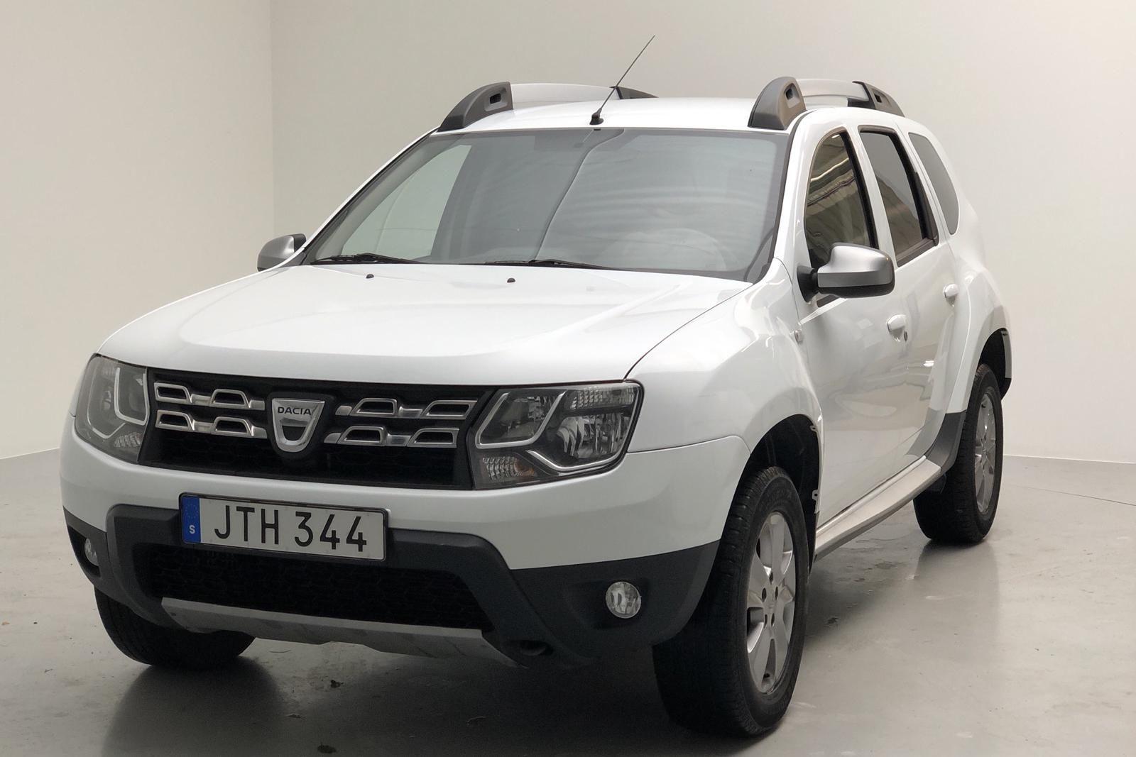 Dacia Duster 1.5 dCi 4x2 (109hk)